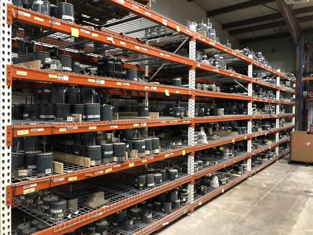 Remanufactured HVAC ECM Blower Motors